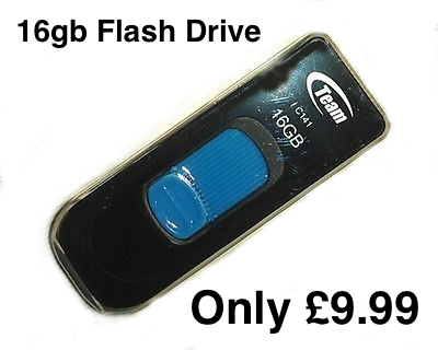 Team C141 16gb Usb Flash Drive